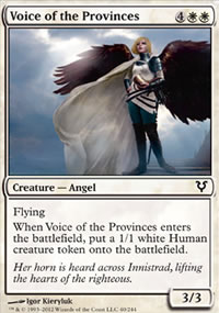 Voice of the Provinces - Avacyn Restored