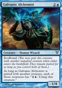 Galvanic Alchemist - Avacyn Restored