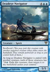 Deadeye Navigator - Avacyn Restored
