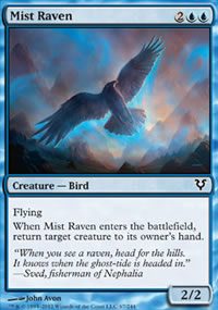 Mist Raven - Avacyn Restored