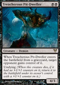 Treacherous Pit-Dweller - Avacyn Restored