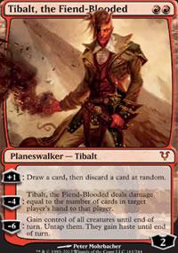 Tibalt, the Fiend-Blooded - Avacyn Restored