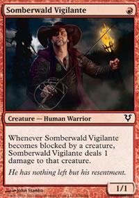 Somberwald Vigilante - Avacyn Restored