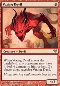 Vexing Devil - Avacyn Restored