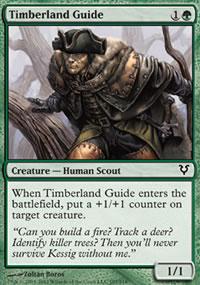 Timberland Guide - Avacyn Restored