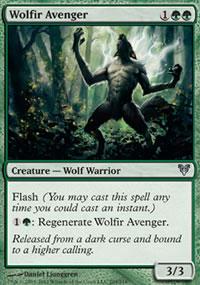 Wolfir Avenger - Avacyn Restored