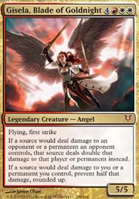 Gisela, Blade of Goldnight - Avacyn Restored