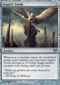 Angel's Tomb - Avacyn Restored