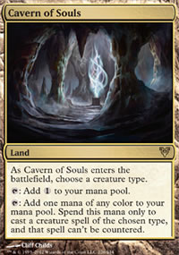 Cavern of Souls - Avacyn Restored