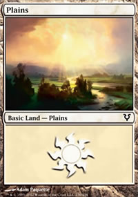 Plains 1 - Avacyn Restored