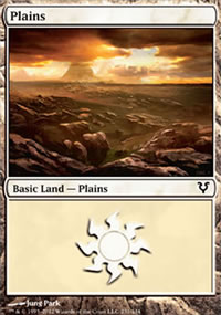Plains 2 - Avacyn Restored
