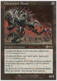 Clockwork Beast - Beatdown