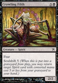 Crawling Filth - Betrayers of Kamigawa