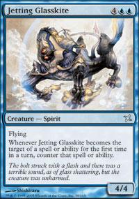 Jetting Glasskite - Betrayers of Kamigawa