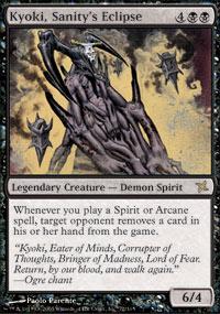 Kyoki, Sanity's Eclipse - Betrayers of Kamigawa
