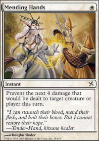 Mending Hands - Betrayers of Kamigawa