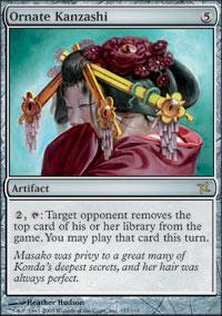Ornate Kanzashi - Betrayers of Kamigawa