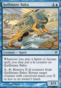 Quillmane Baku - Betrayers of Kamigawa