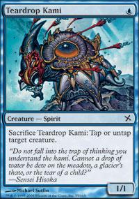 Teardrop Kami - Betrayers of Kamigawa