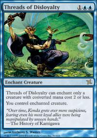 Threads of Disloyalty - Betrayers of Kamigawa