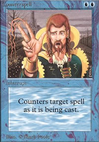 Counterspell - Limited (Beta)
