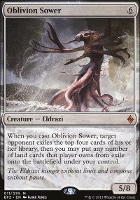 Oblivion Sower - Battle for Zendikar