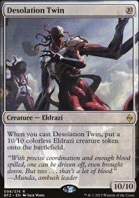 Desolation Twin - Battle for Zendikar