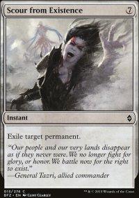 Scour from Existence - Battle for Zendikar