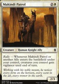 Makindi Patrol - Battle for Zendikar