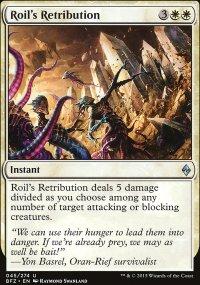 Roil's Retribution - Battle for Zendikar