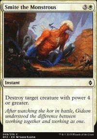 Smite the Monstrous - Battle for Zendikar