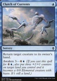 Clutch of Currents - Battle for Zendikar