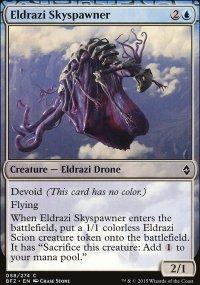 Eldrazi Skyspawner - Battle for Zendikar