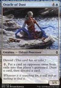 Oracle of Dust - Battle for Zendikar