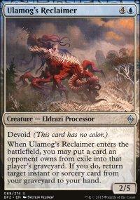 Ulamog's Reclaimer - Battle for Zendikar