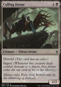 Culling Drone - Battle for Zendikar