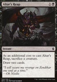 Altar's Reap - Battle for Zendikar