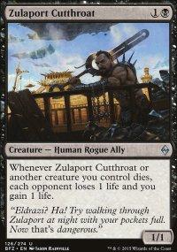 Zulaport Cutthroat - Battle for Zendikar