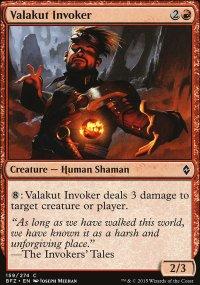 Valakut Invoker - Battle for Zendikar