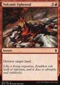 Volcanic Upheaval - Battle for Zendikar