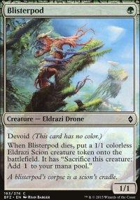 Blisterpod - Battle for Zendikar