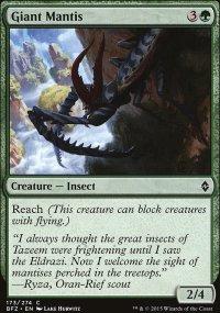 Giant Mantis - Battle for Zendikar