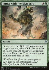 Infuse with the Elements - Battle for Zendikar