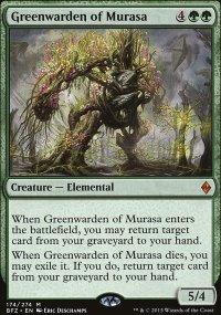 Greenwarden of Murasa - Battle for Zendikar