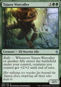 Tajuru Warcaller - Battle for Zendikar