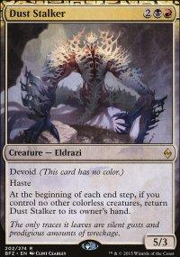 Dust Stalker - Battle for Zendikar
