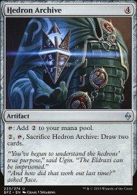 Hedron Archive - Battle for Zendikar