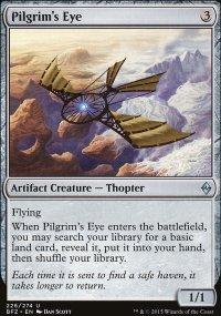 Pilgrim's Eye - Battle for Zendikar
