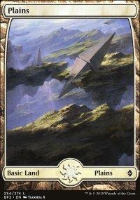 Plains 9 - Battle for Zendikar
