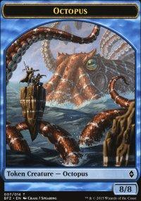 Octopus - Battle for Zendikar